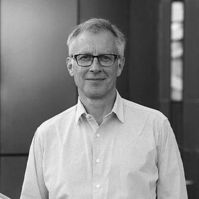 Professor Simon Rice portrait